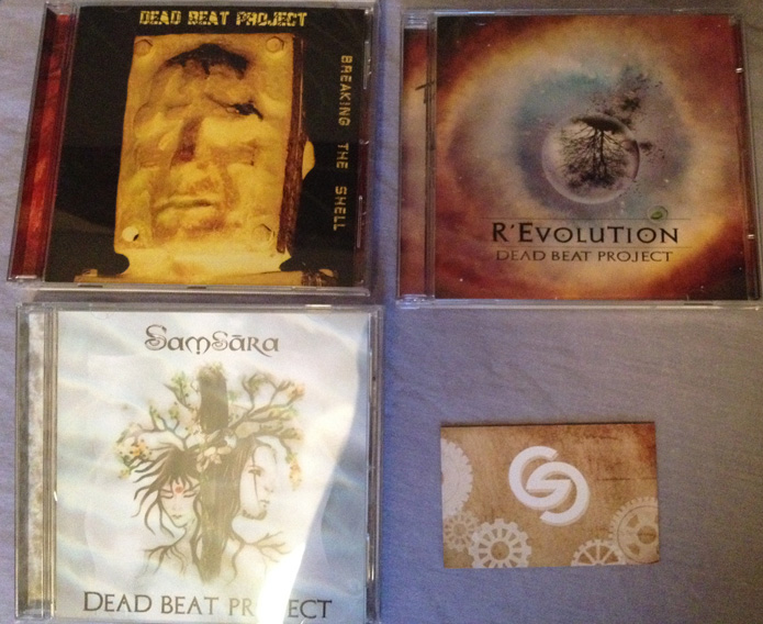 Dead beat project discography www.ghrenassia.com