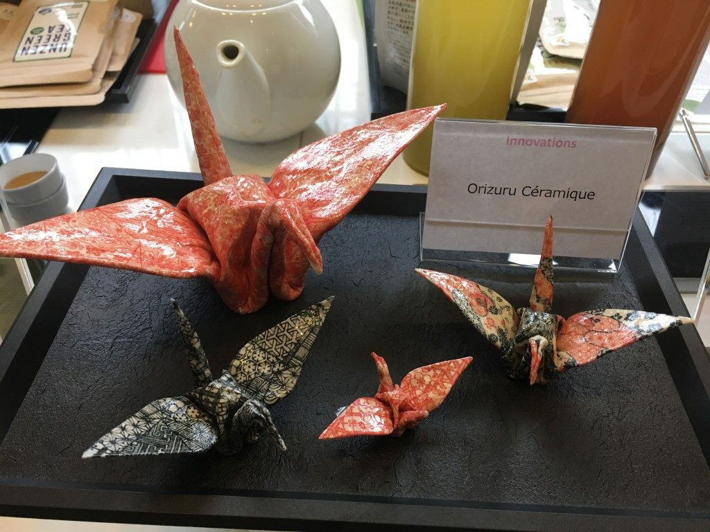 l'origami restaurant paris