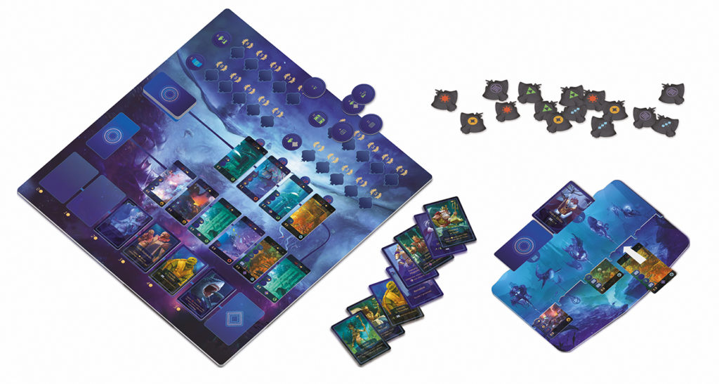 Atlantes Gigamic jeu de société