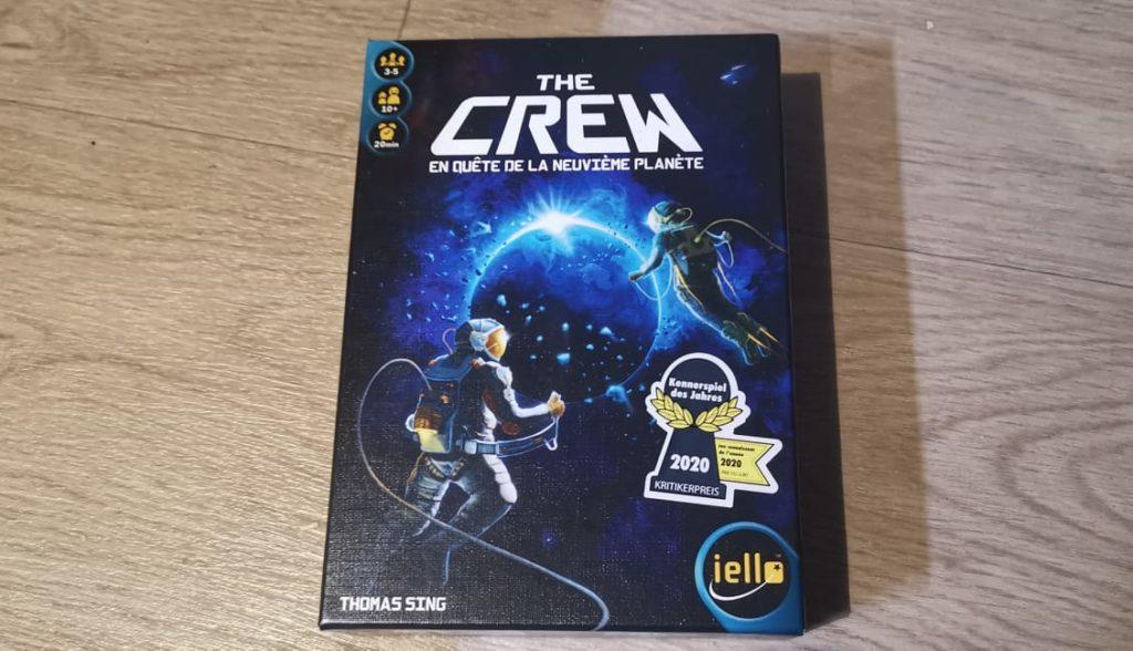 the crew iello jeu de société